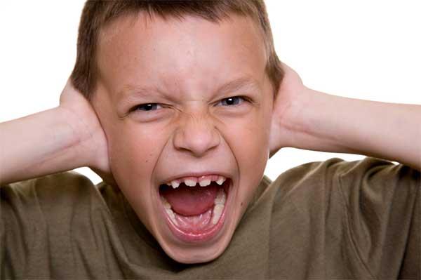 Atferdsforstyrrelser hos barn
