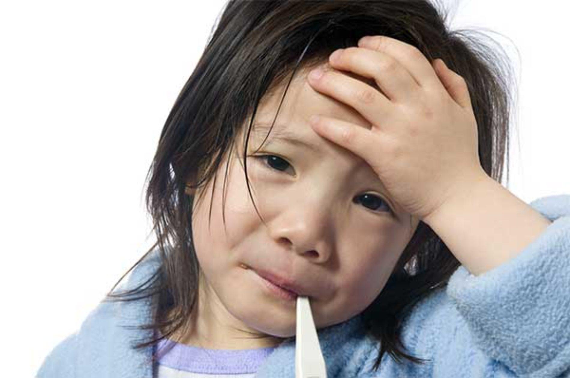 Barnet er sykt – er det alvorlig eller ikke?