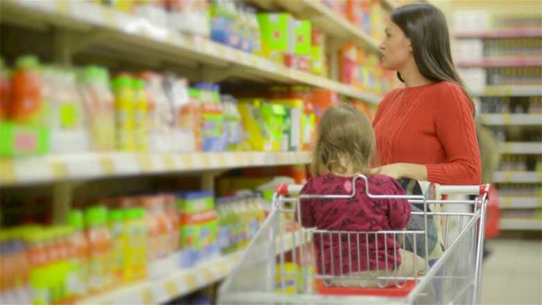 Mat og huskeliste for varekjøp