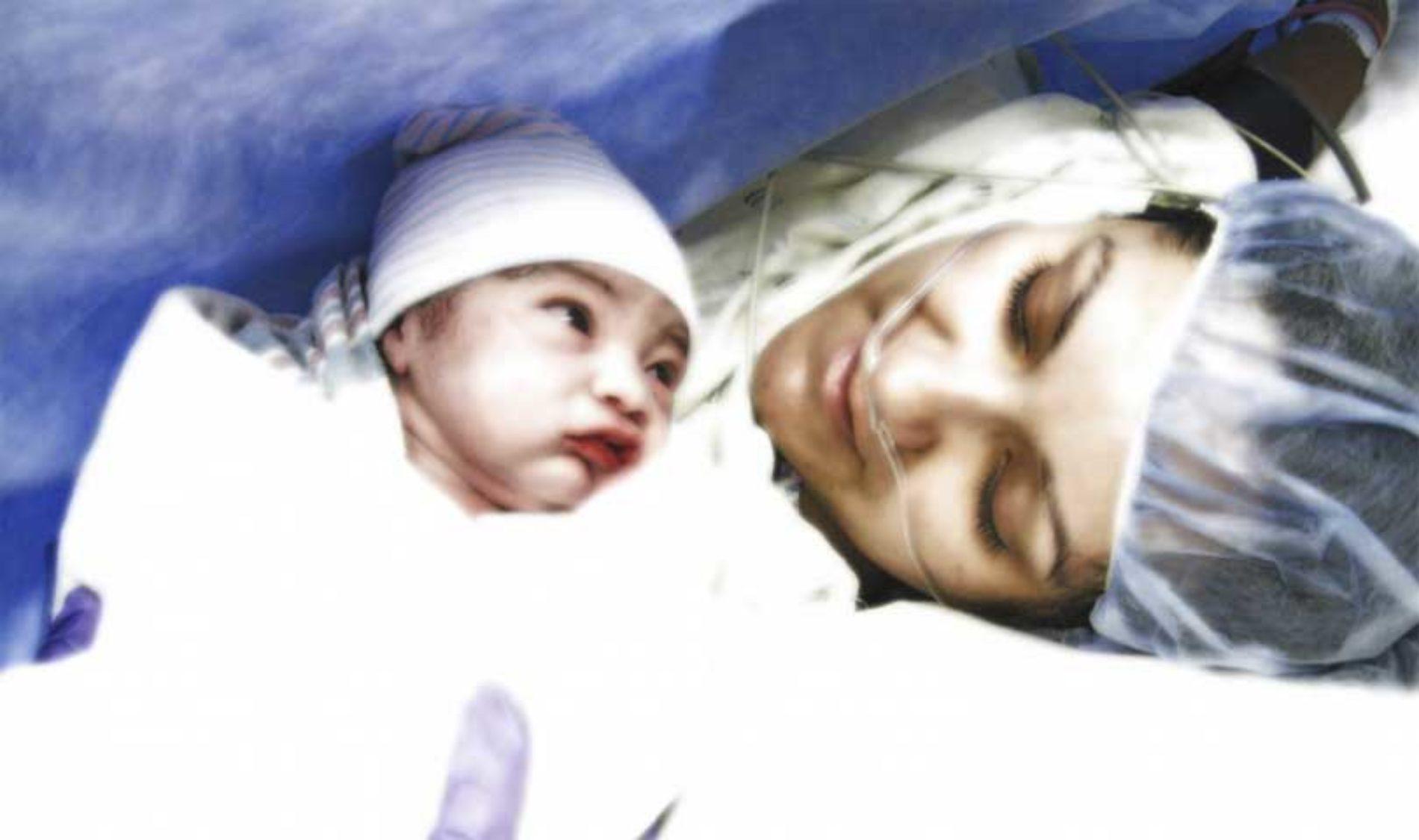 Nyfødt – den første tiden